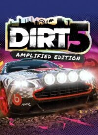 dirt 5 amplified cover 200x275 - سی دی کی اشتراکی DIRT 5 Amplified Edition