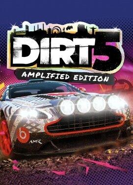 سی دی کی اشتراکی DIRT 5 Amplified Edition