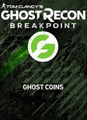 کردیت (سکه) درون بازی Ghost Recon Breakpoint : Ghost Coins