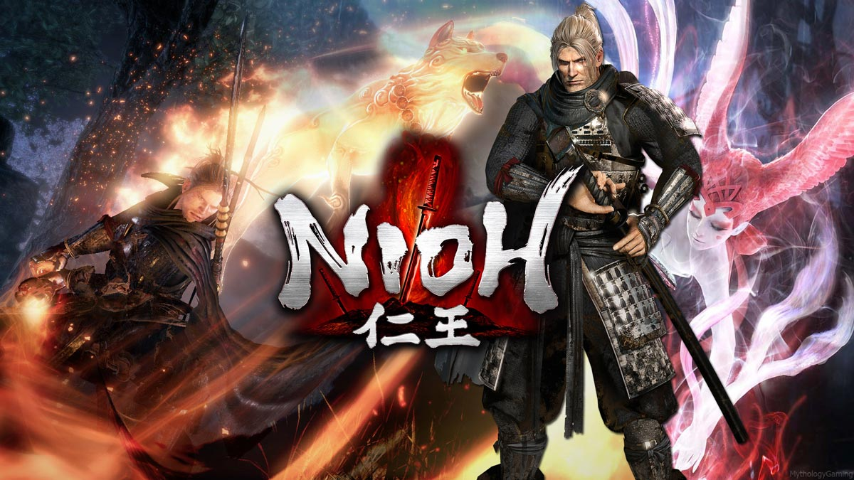 nioh w2 - سی دی کی اورجینال Nioh: Complete Edition