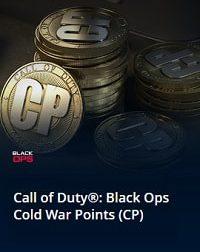 خرید Points (CP) سکه درون بازی/ سیزن پس Call of Duty:Cold War