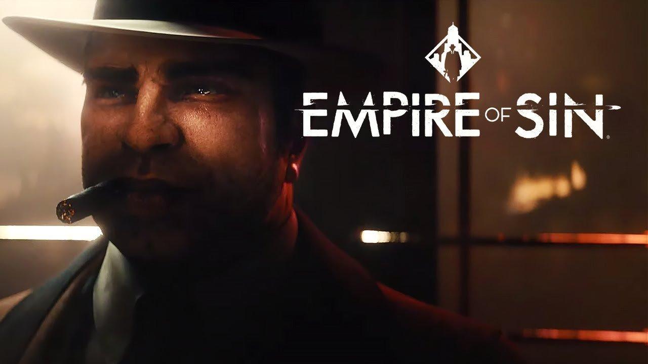 Empire of Sin w2 - سی دی کی اورجینال Empire of Sin