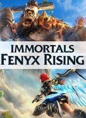 سی دی کی اشتراکی Immortals Fenyx Rising