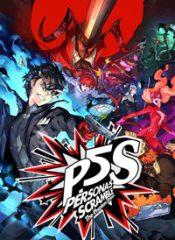 سی دی کی اورجینال Persona 5 Strikers