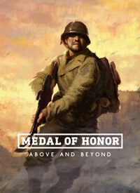 سی دی کی اورجینال Medal of Honor: Above and Beyond