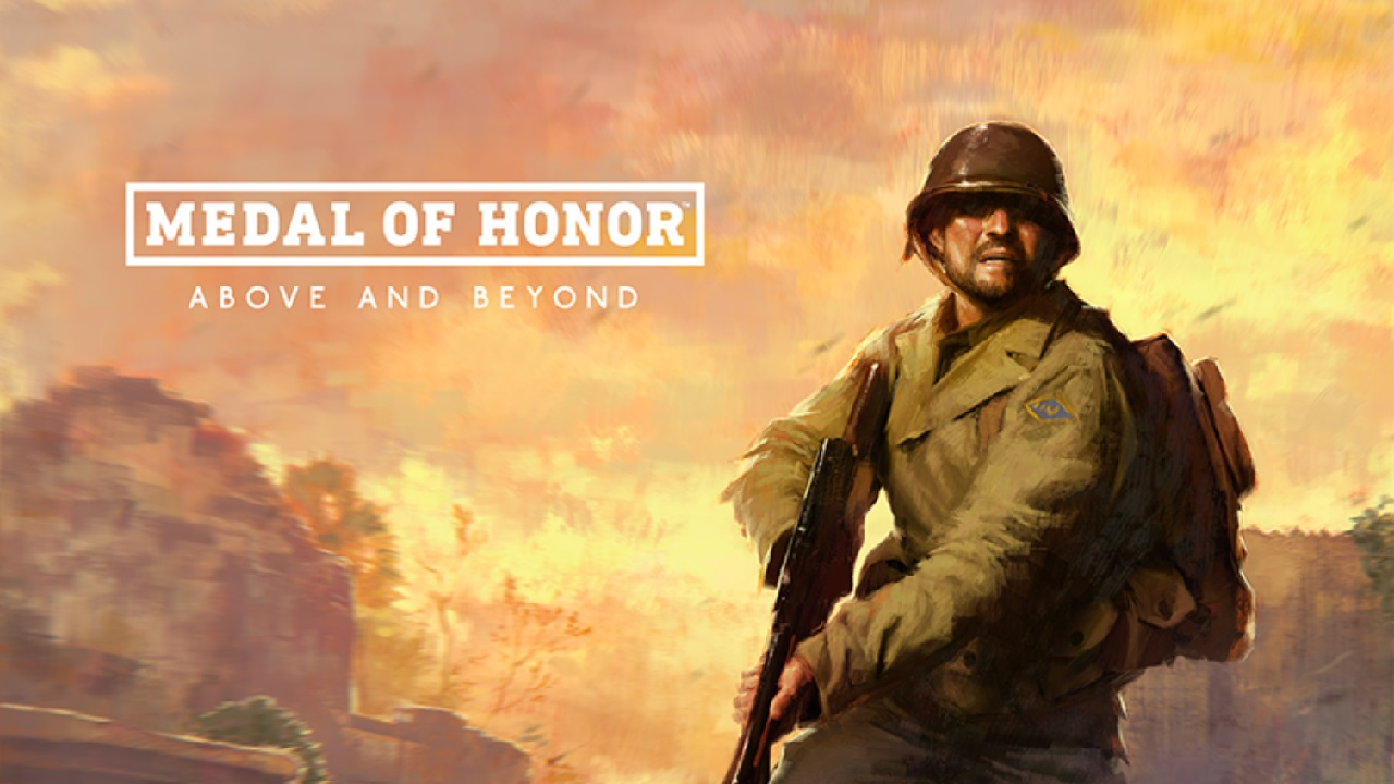 medal of honor above and beyond w1 - سی دی کی اورجینال Medal of Honor: Above and Beyond