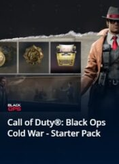 خرید استارترپک  Call of Duty: Black Ops Cold War – Starter Pack