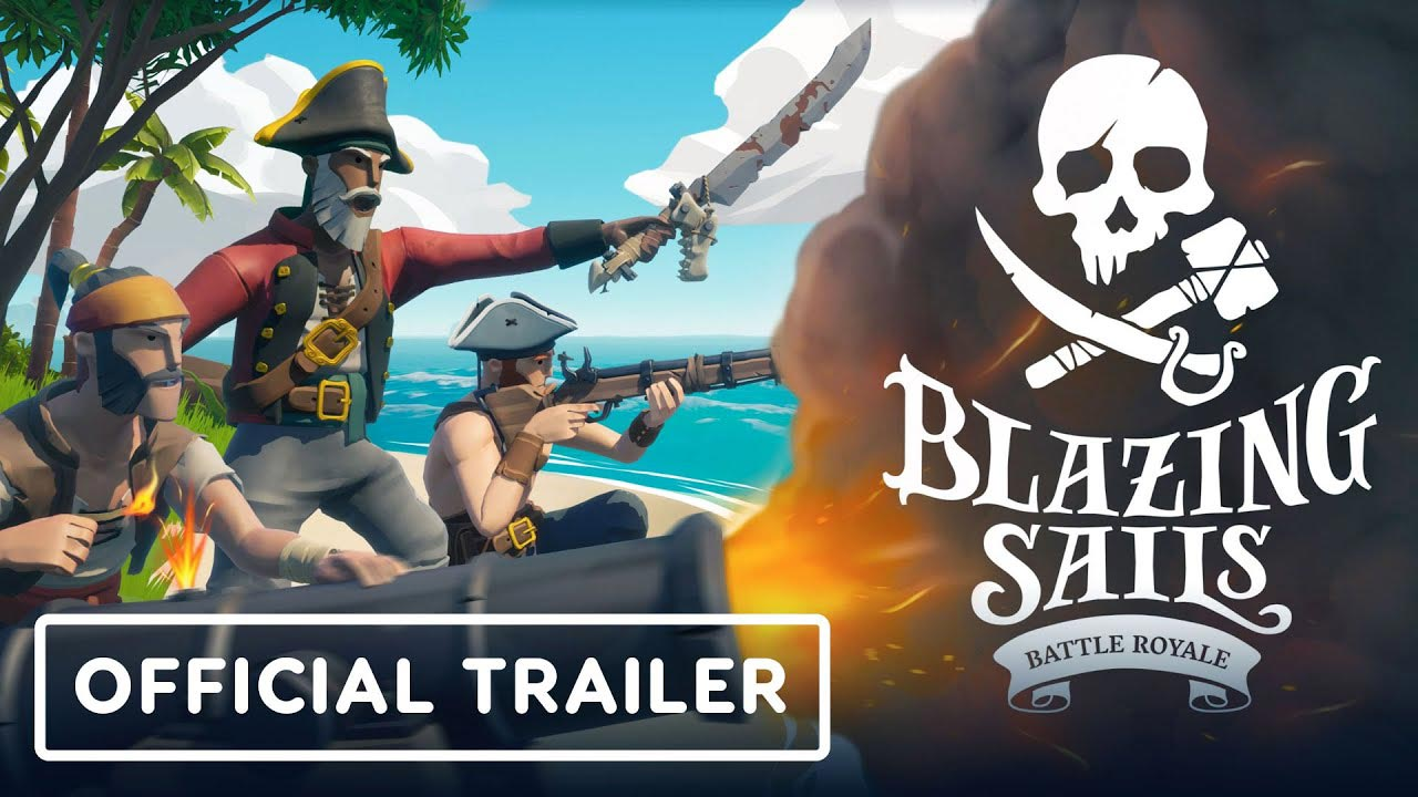 Blazing Sails Pirate Battle Royale on Steam w1 - سی دی کی اورجینال Blazing Sails: Pirate Battle Royale on Steam
