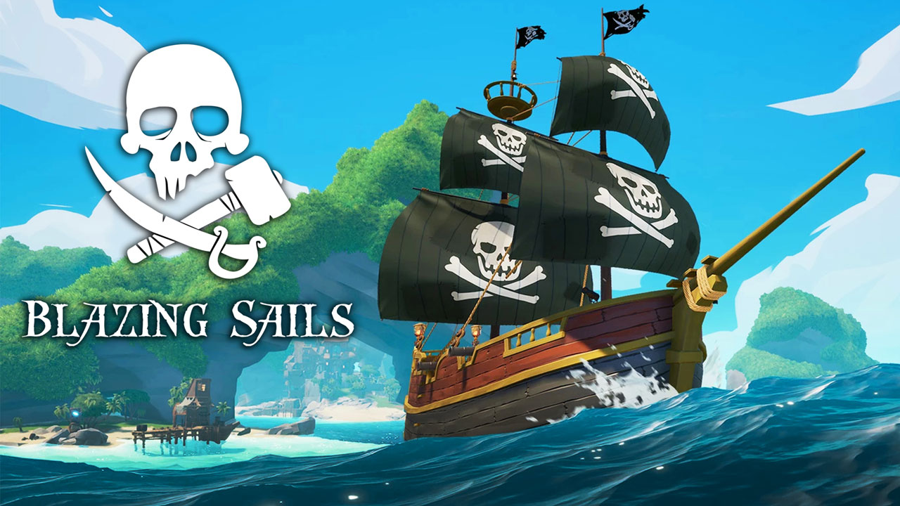 Blazing Sails Pirate Battle Royale on Steam w2 - سی دی کی اورجینال Blazing Sails: Pirate Battle Royale on Steam