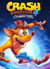 Crash Bandicoot™ 4 It's About Time c 175x240 - سی دی کی اورجینال Crash Bandicoot 4: It's About Time
