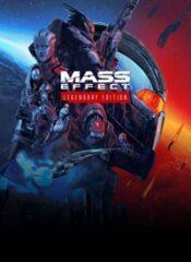 سی دی کی اورجینال Mass Effect: Legendary Edition