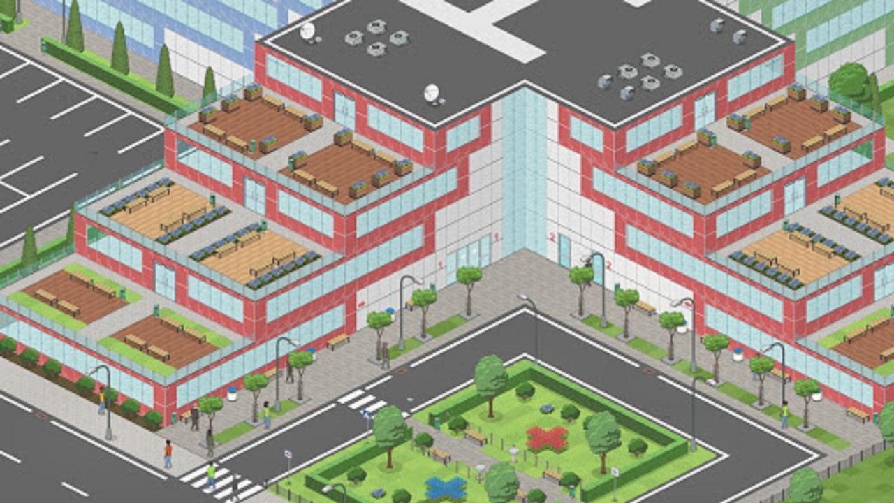 Project Hospital 5 min - سی دی کی اورجینال Project Hospital