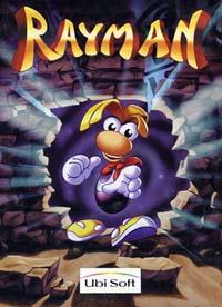 سی دی کی اورجینال Rayman Forever