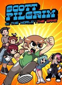 Scott Pilgrim vs The World The Game c 200x275 - سی دی کی اورجینال  Scott Pilgrim vs. The World: The Game
