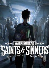 سی دی کی اورجینال The Walking Dead: Saints & Sinners