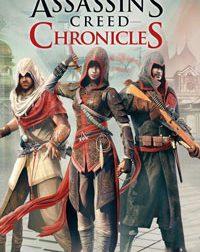 سی دی کی اورجینال Assassin's Creed Chronicles