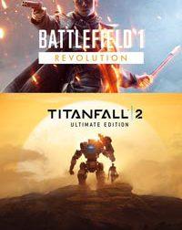 سی دی کی اورجینال  Battlefield 1 /// Titanfall 2 Ultimate Bundle