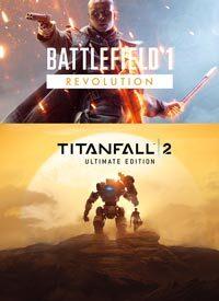 battlefield titanfall c 200x275 - سی دی کی اورجینال  Battlefield 1 /// Titanfall 2 Ultimate Bundle