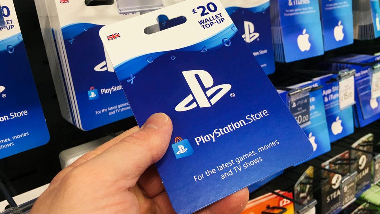 playstation wallet gift g2 - گیفت کارت PlayStation