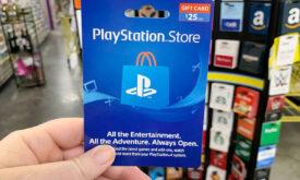 گیفت کارت PlayStation