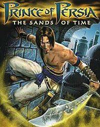 سی دی کی اورجینال Prince of Persia: The Sands of Time