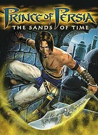 سی دی کی اورجینال Prince of Persia: The Sands of Time