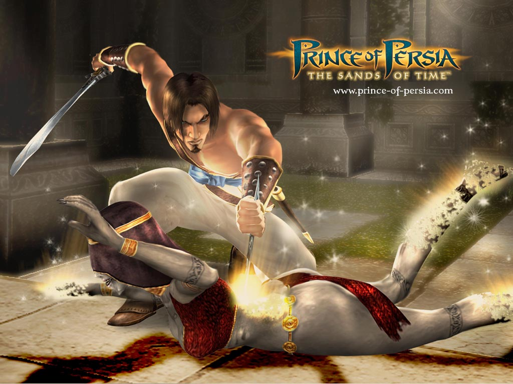 prins of persia sand w1 - سی دی کی اورجینال Prince of Persia: The Sands of Time