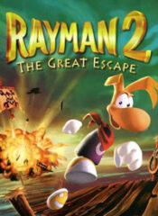 سی دی کی اورجینال Rayman 2: The Great Escape