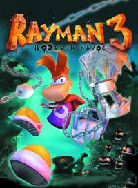 سی دی کی اورجینال Rayman 3: Hoodlum Havoc