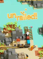 سی دی کی اورجینال Unrailed!