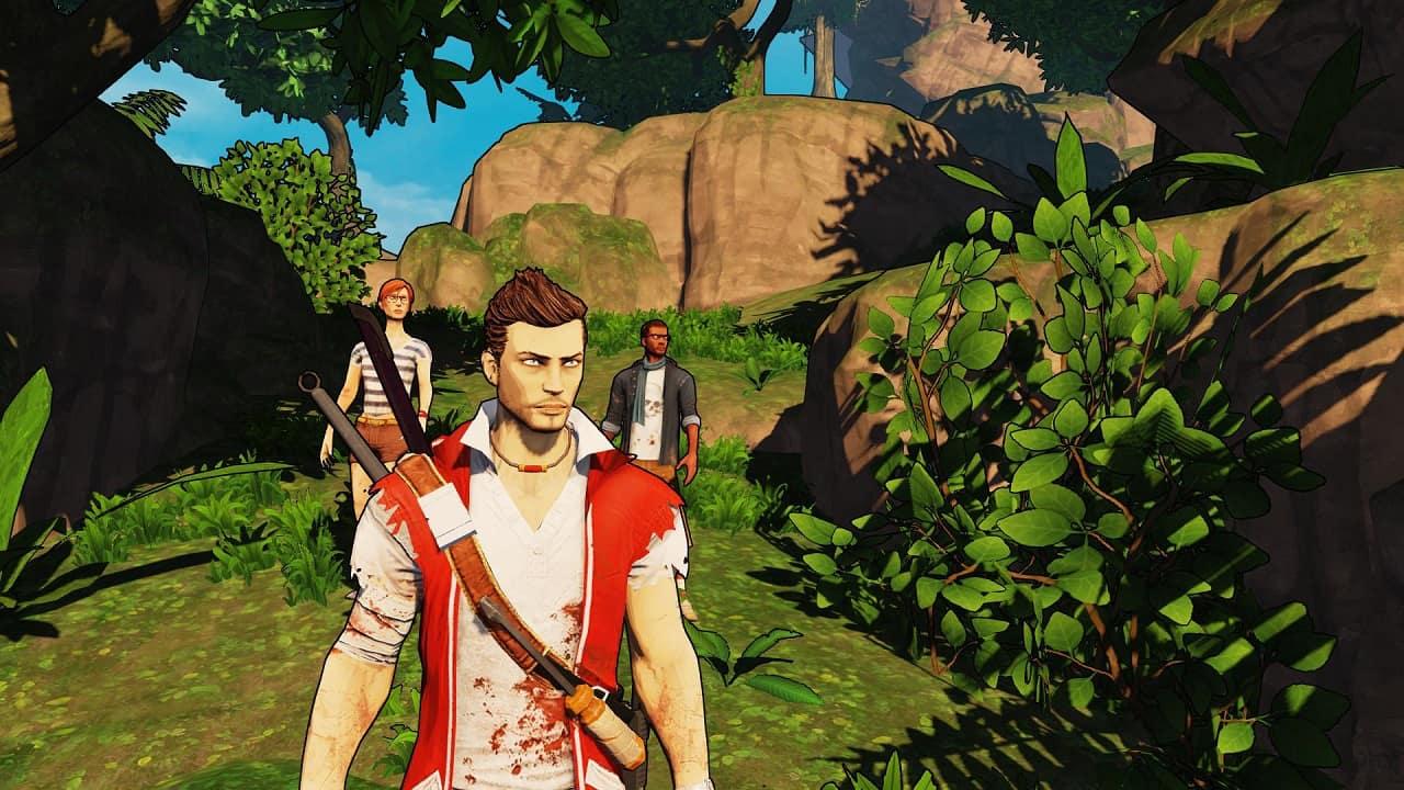 6 min - سی دی کی اورجینال Escape Dead Island
