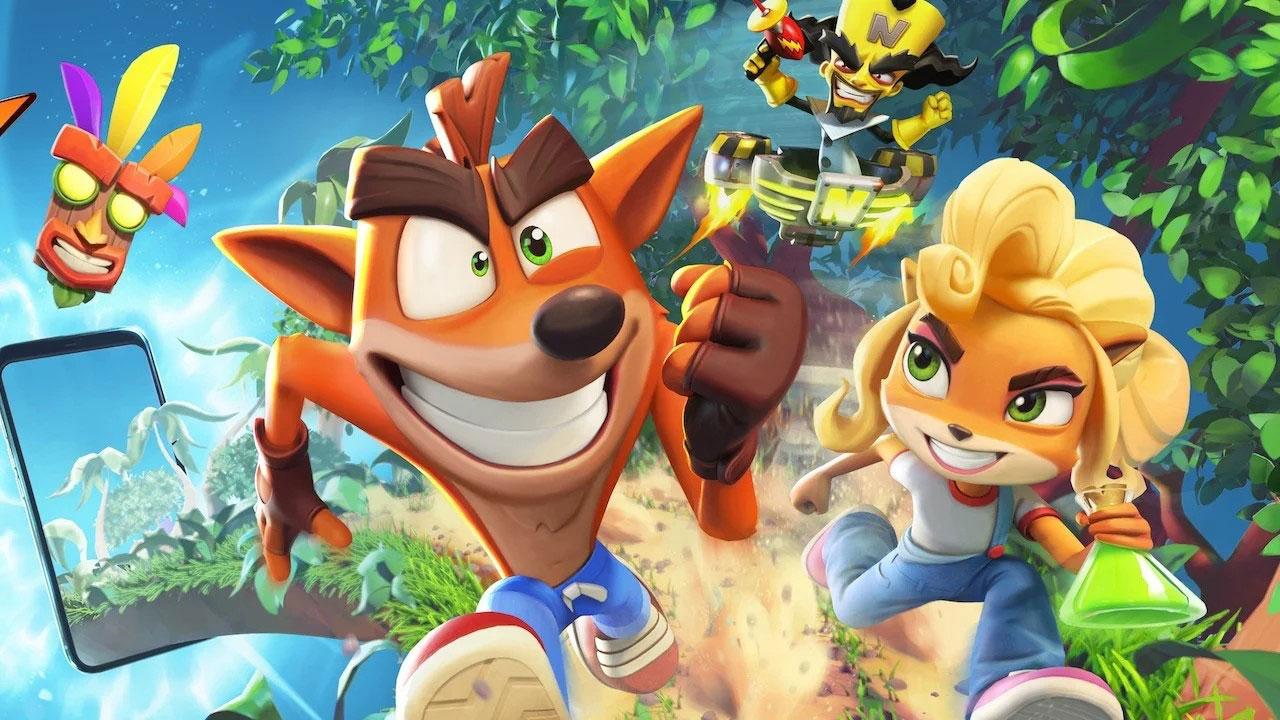 Crash Bandicoot 4 2 - اکانت قانونی Crash Bandicoot 4: It's About Time  / PS4