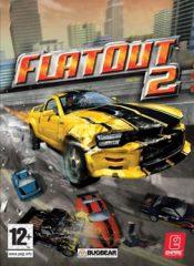 سی دی کی اورجینال FlatOut 2