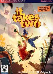 سی دی کی اشتراکی  It Takes Two