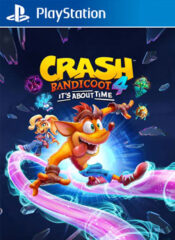 PS Cover 175x240 - اکانت قانونی Crash Bandicoot 4: It's About Time  / PS4