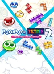 سی دی کی اورجینال Puyo Puyo Tetris 2