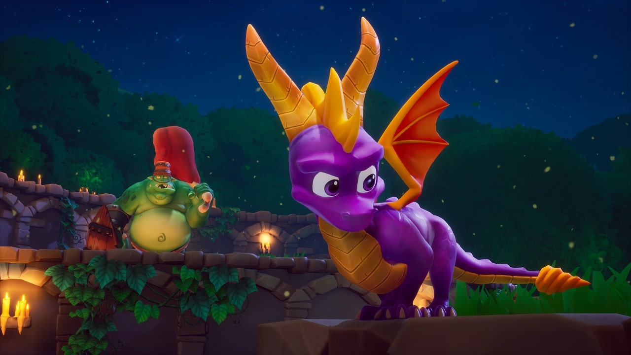 Spyro™ Reignited Trilogy 3 - سی دی کی اورجینال Spyro Reignited Trilogy