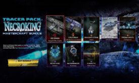 سی دی کی اورجینال Call of Duty: Warzone – Tracer Pack: NecroKing Mastercraft