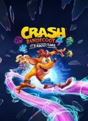 سی دی کی اشتراکی  Crash Bandicoot 4: It's About Time