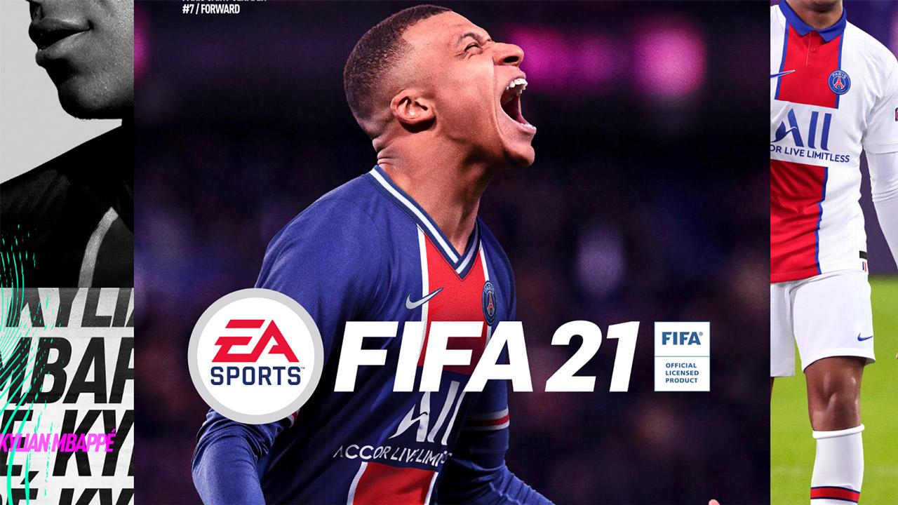 fifa 21 1 - اکانت قانونی FIFA 21  / PS4 | PS5