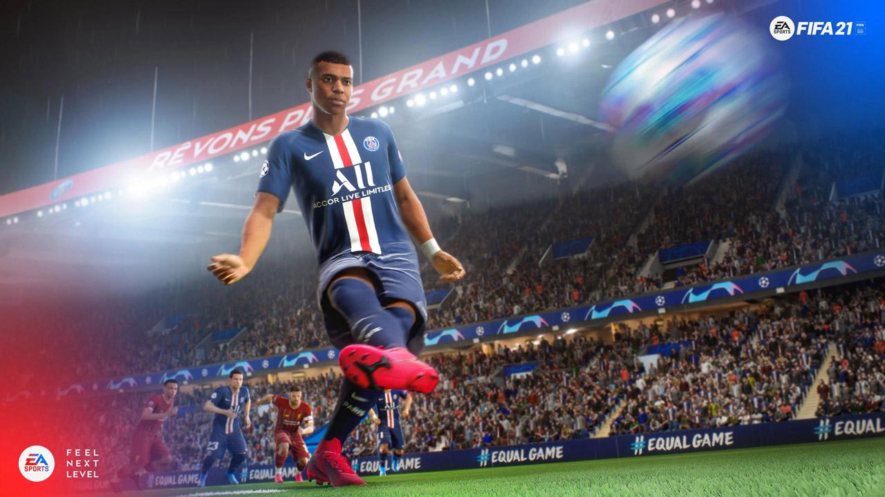 fifa 21 2 - اکانت قانونی FIFA 21  / PS4 | PS5