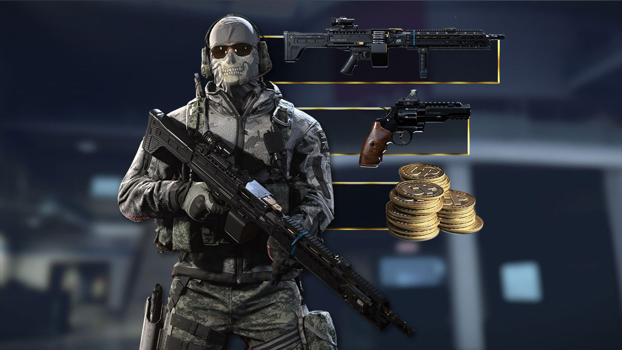 Call of Duty Warzone Pro Pack ps5 5 - پوینت Call of Duty: Warzone