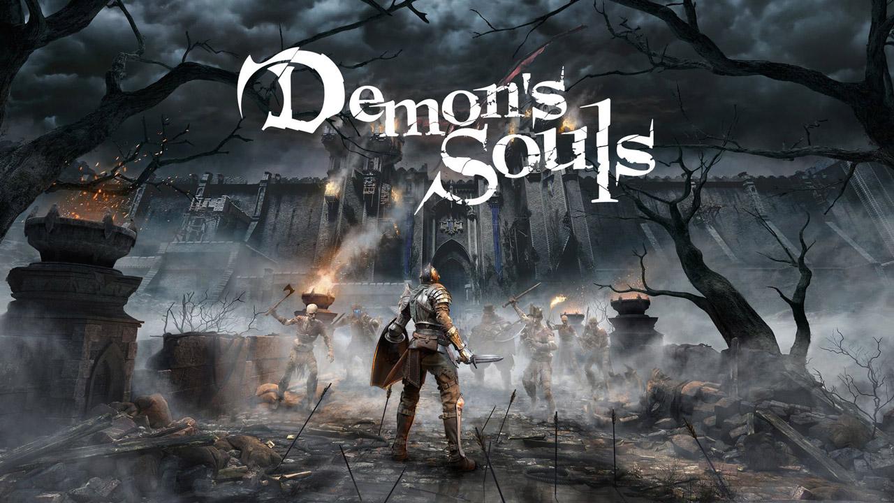 Demons Souls ps5 g1 - اکانت قانونی Demon's Souls  / PS5