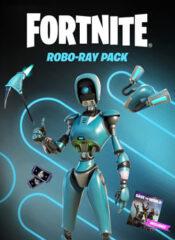 سی دی کی اورجینال Fortnite Robo-Ray Pack