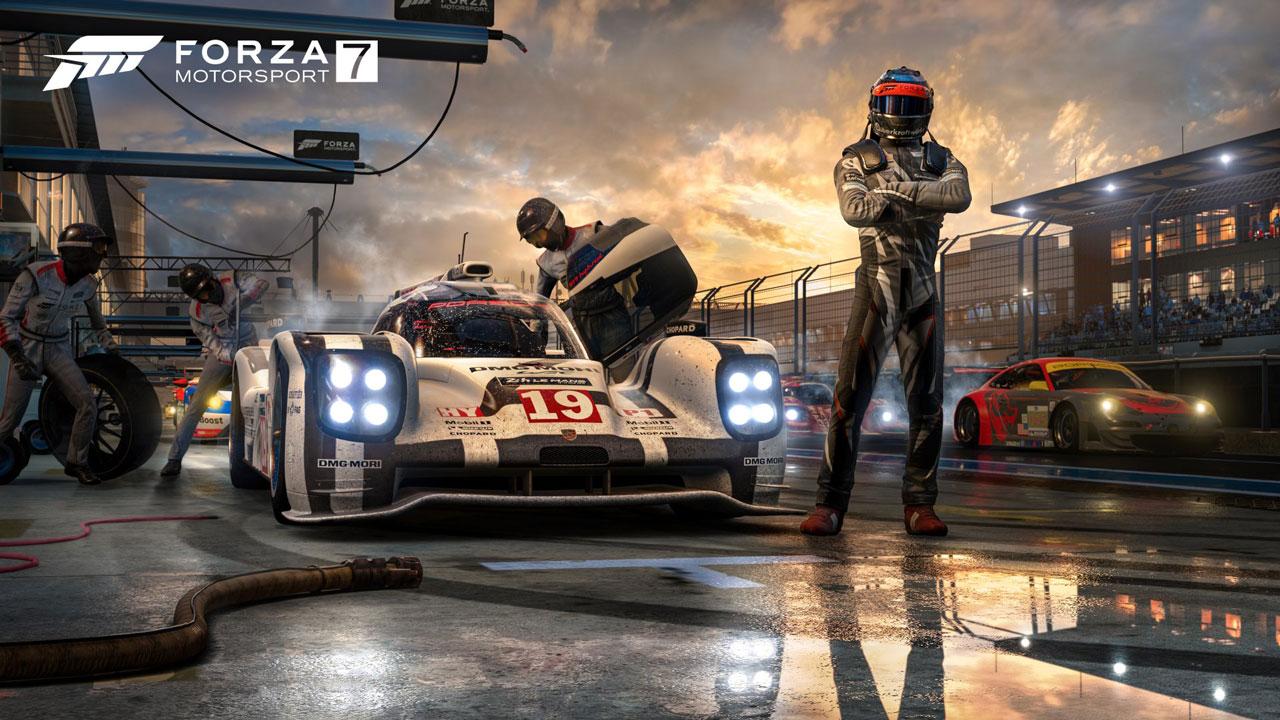 Forza 7 Ultimate Edition xbox g1 - اکانت قانونی Forza Motorsport 7