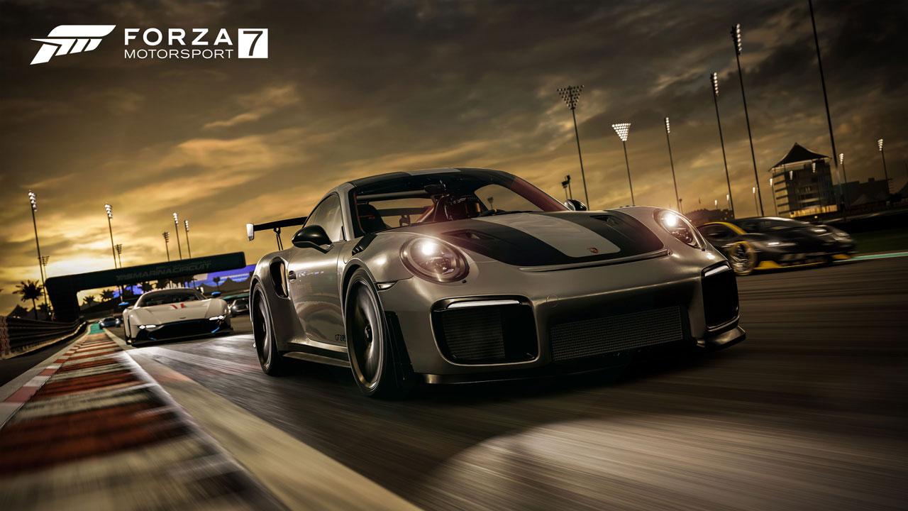 Forza 7 Ultimate Edition xbox g2 - اکانت قانونی Forza Motorsport 7