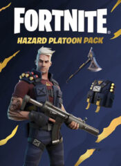 Hazard Platoon Pack pc c 175x240 - 600 وی باکس  Fortnite (PC/PS4/xbox) Starter Pack