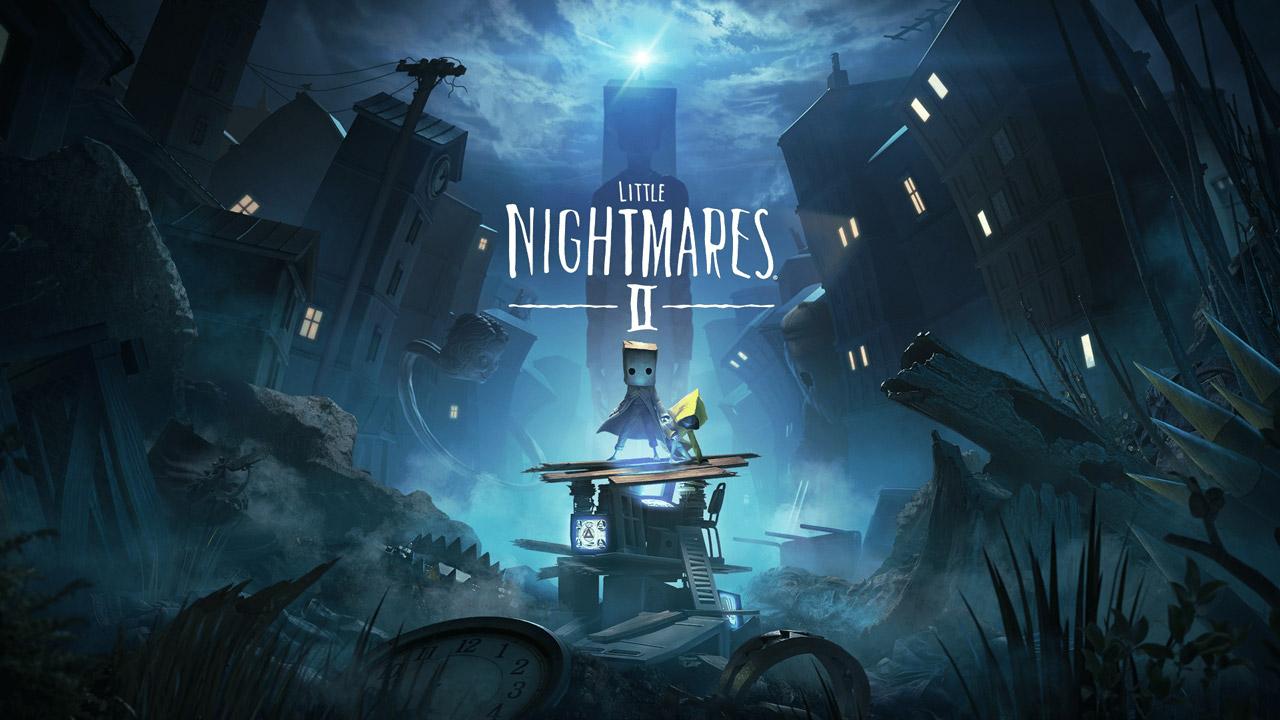 Little Nightmares II ps5 g1 - اکانت قانونی Little Nightmares II  / PS4 | PS5