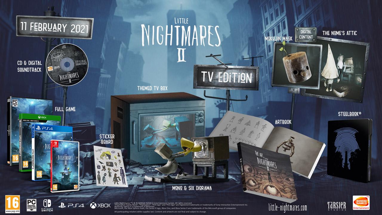 Little Nightmares II ps5 g2 - اکانت قانونی Little Nightmares II  / PS4 | PS5