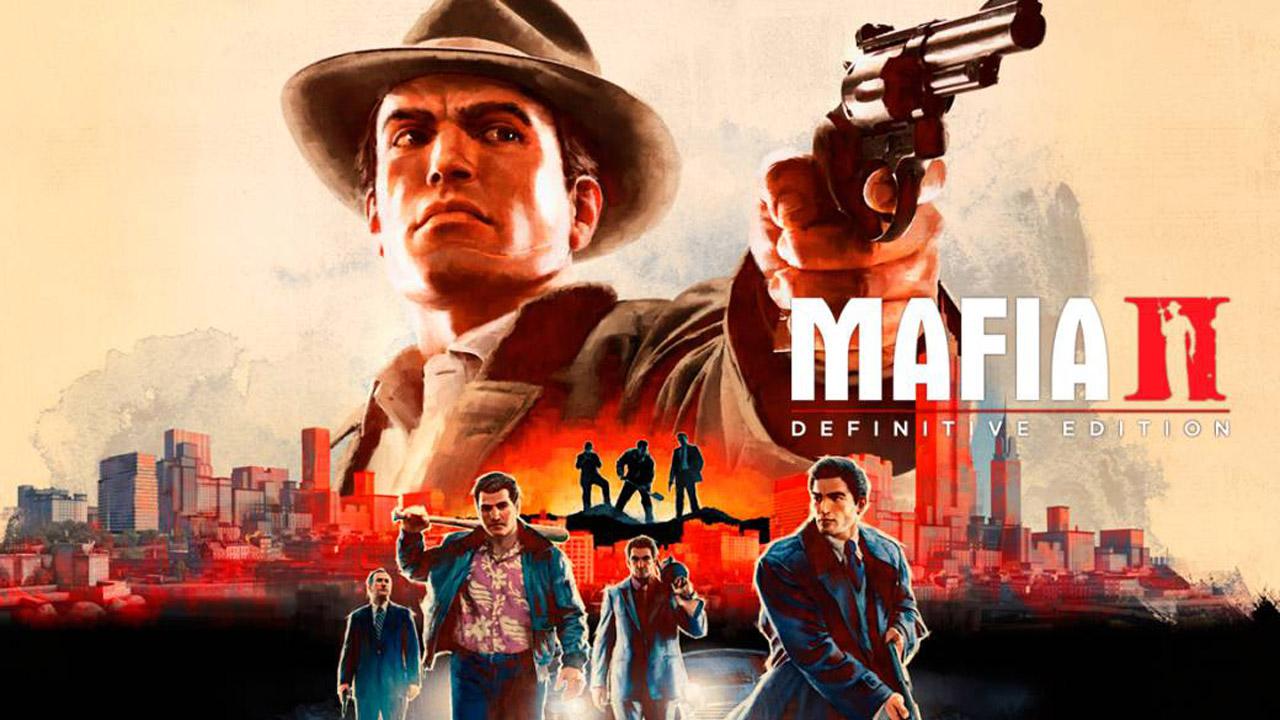 Mafia 2 Definitive Edition ps5 g1 - اکانت قانونی Mafia II: Definitive Edition  / PS4 | PS5